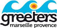 Logo des Greeters Marseille Provence