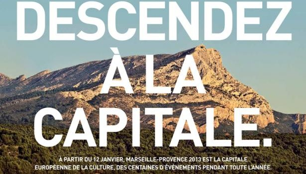 Descendez à la capitale